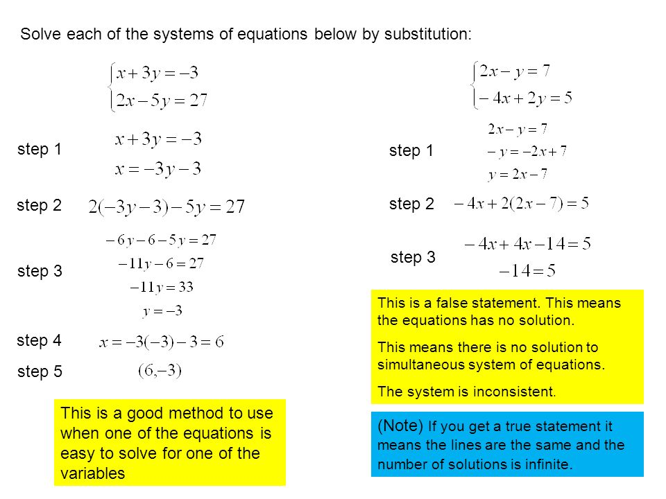 Section 11 2 Systems Of Linear Equations Ppt Video Online Download