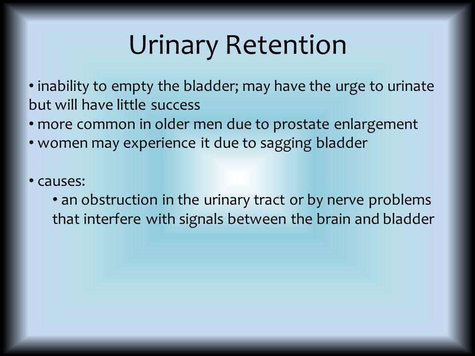 Urinary System Diseases - ppt video online download