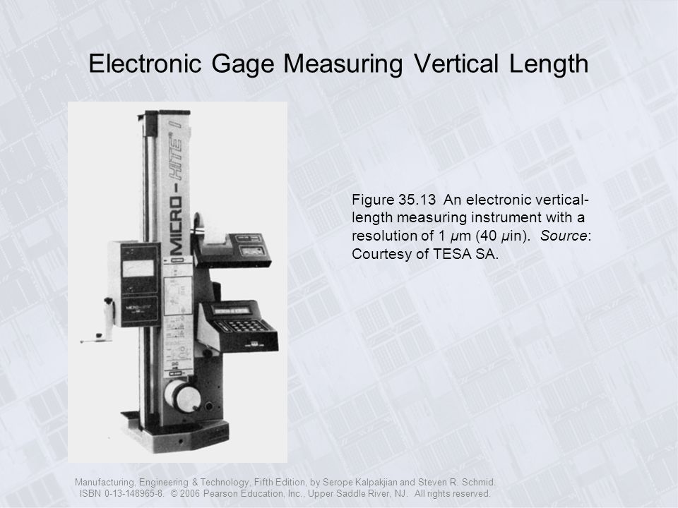 Engineering Metrology and Instrumentation - ppt download