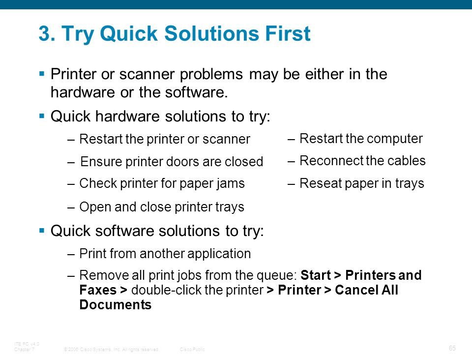 Chapter 7: Printers and Scanners - ppt download
