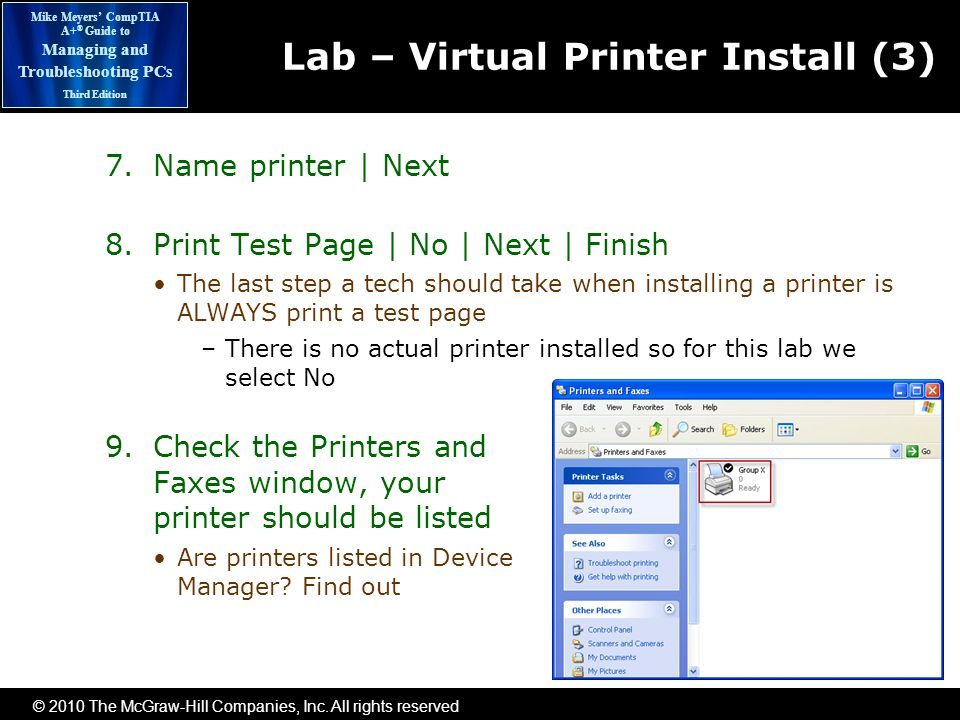Printers Chapter Ppt Download