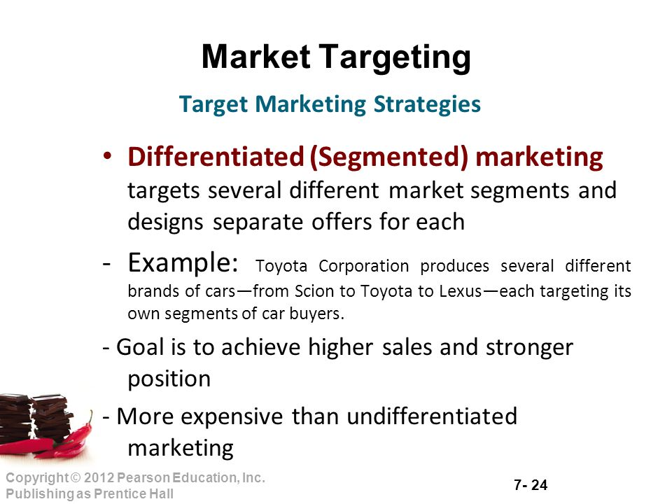 Chapter Seven Customer Driven Marketing Strategy Ppt Video Online