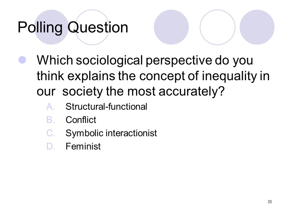 The Sociological Perspective And Research Methods Ppt Video Online