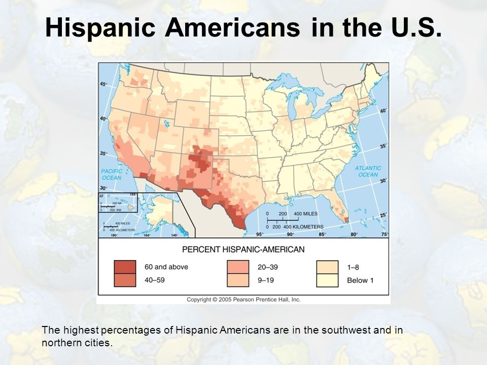 Chapter 7 Ethnicity Ppt Video Online Download - Us-map-by-ethnicity