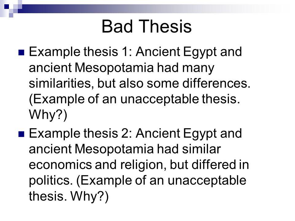 mesopotamia and egypt dbq essay