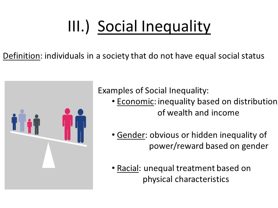 the sensitive issue of income gender inequality Wealth and income inequality is the great moral issue of our time, the great economic issue of our time, and the great political issue of our time everyone in this country who studies hard should be able to go to college regardless of income expanding social security by lifting the cap on taxable.
