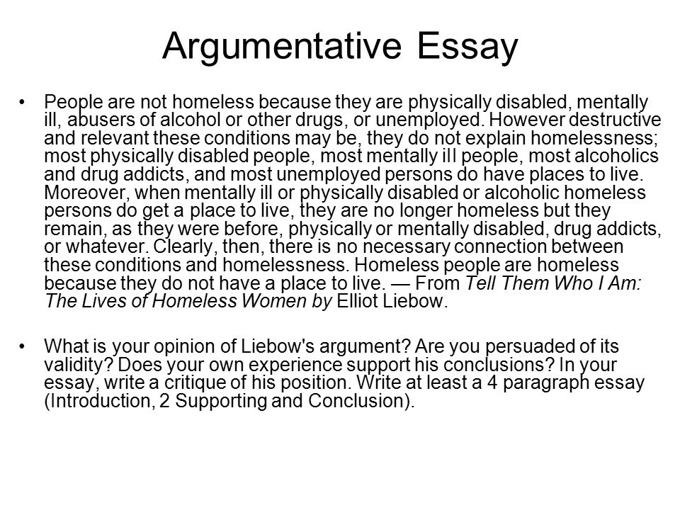 Mahatma Gandhi Essay In English Homeless Essay The An Is A Short Piece Of Writing That Good Proposal Essay Topics also Example Of English Essay Argumentative Essay Topics On Homelessness  Mistyhamel Graduating High School Essay