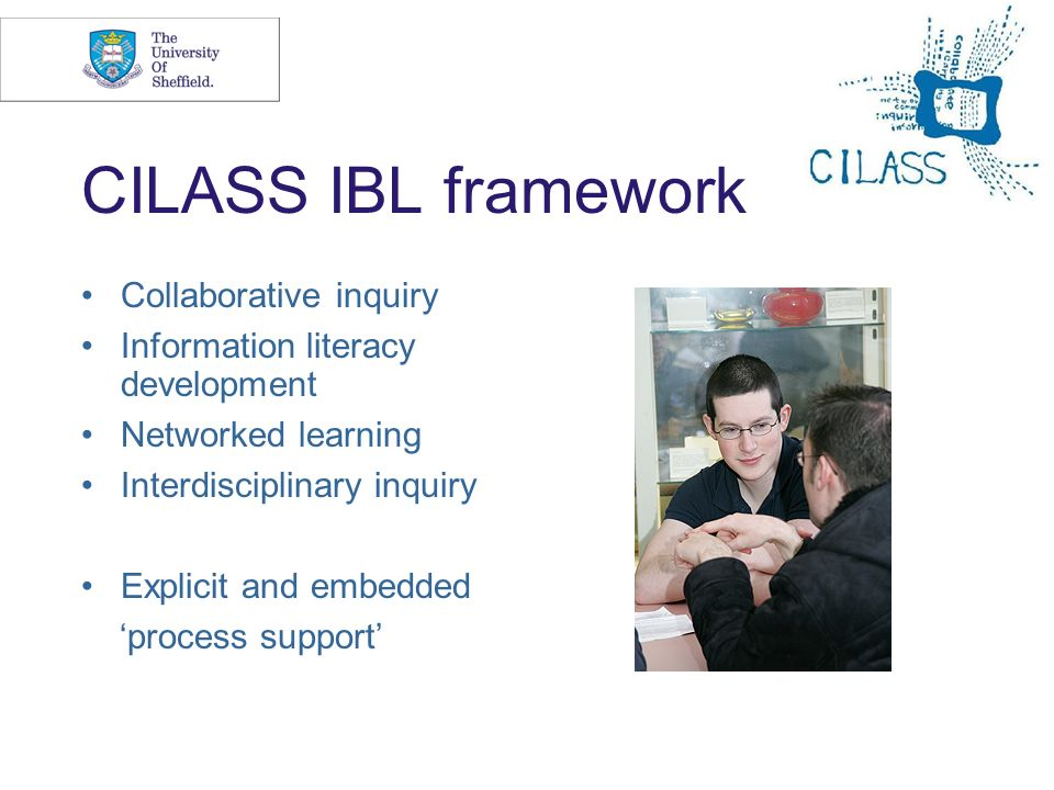 CILASS IBL framework Collaborative inquiry