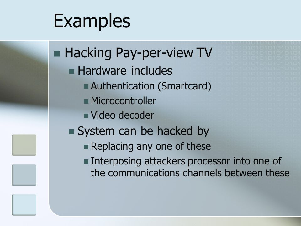 How To Hack Pay Tv Decoder