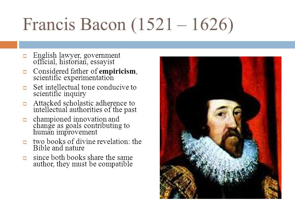 Ap European History Mrs Tucker  Ppt Video Online Download Francis Bacon    English Lawyer Government Official Historian  Essayist