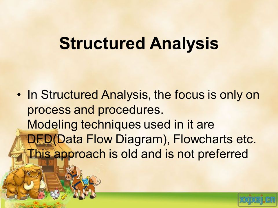 Difference Between Structured Analysis And Object Oriented Analysis Ppt Video Online Download