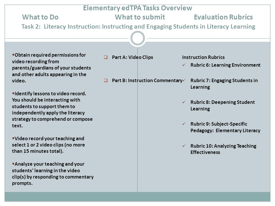 edTPA: One College\'s Journey - ppt download