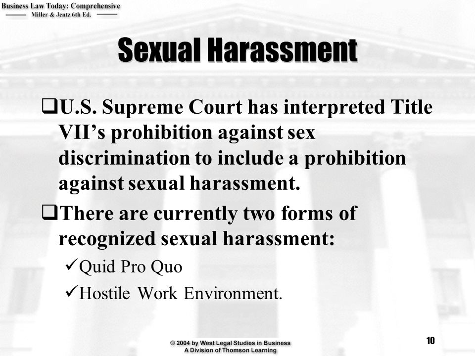 Title ii ada exhaust administrative remedies sexual harassment