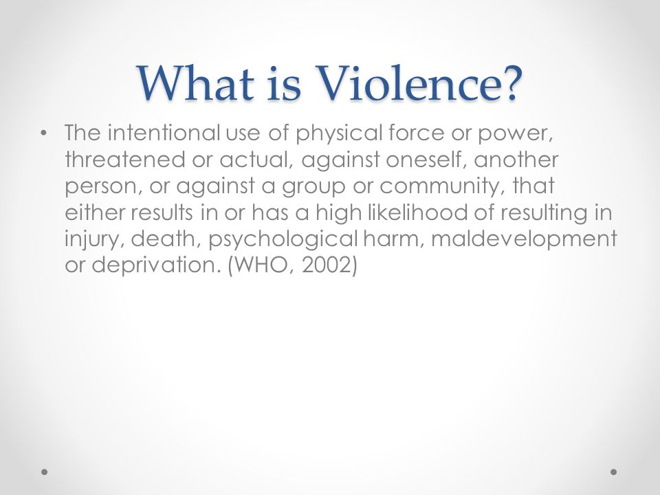 Forms and examples of domestic violence in a relationships.