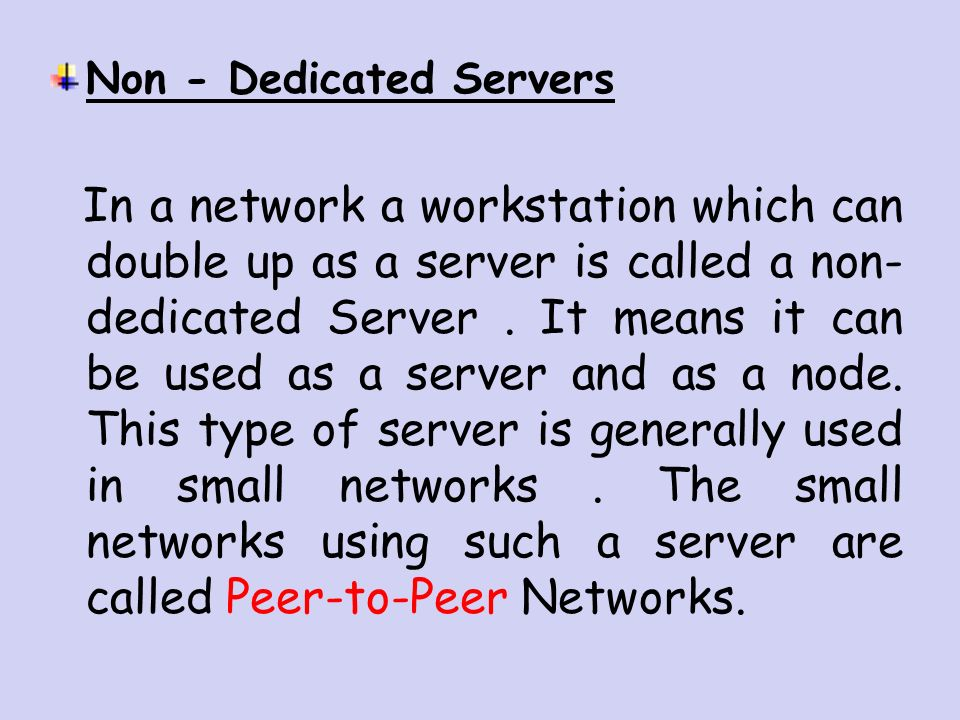 Sewa dedicated server murah