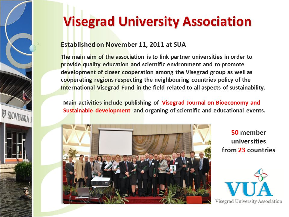 Visegrad University Association