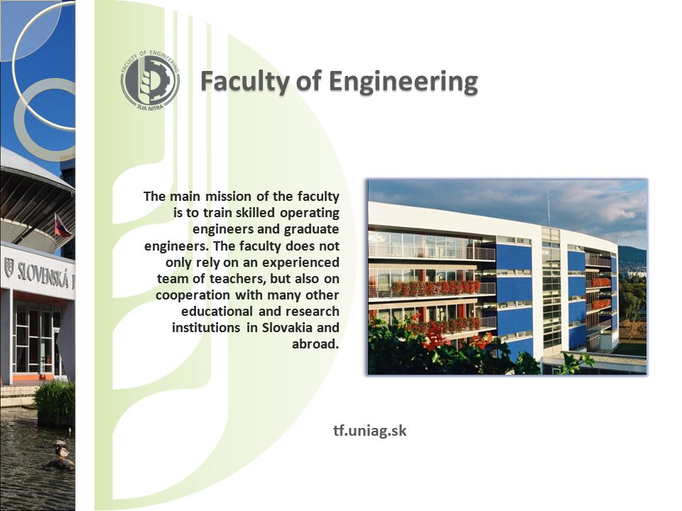 Faculty of Engineering