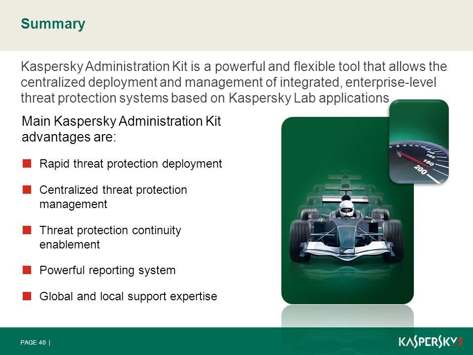 Kaspersky Administration Kit - ppt video online download