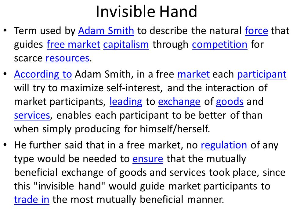 adam smith theory on capitalism Adam smith was an 18th-century philosopher renowned as the father of modern economics, and a major proponent of laissez-faire economic today, the invisible-hand theory is often presented in terms of a natural phenomenon that guides free markets and capitalism in the direction of efficiency.