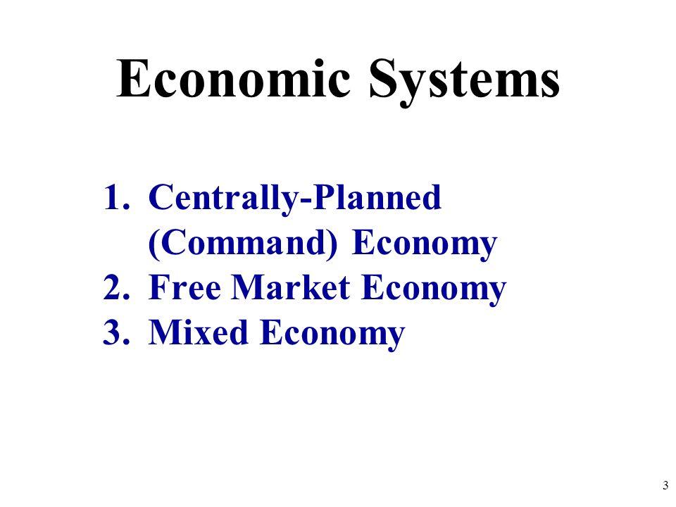 importance of comparative economics