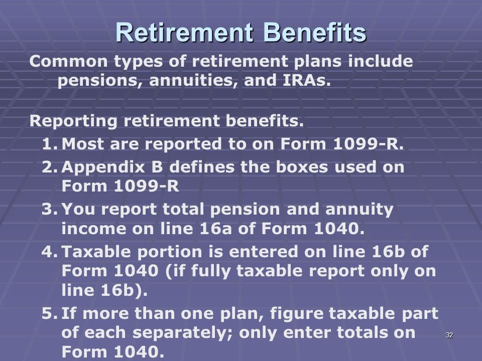 Liberty Tax Service Online Basic Income Tax Course Lesson 9 Ppt
