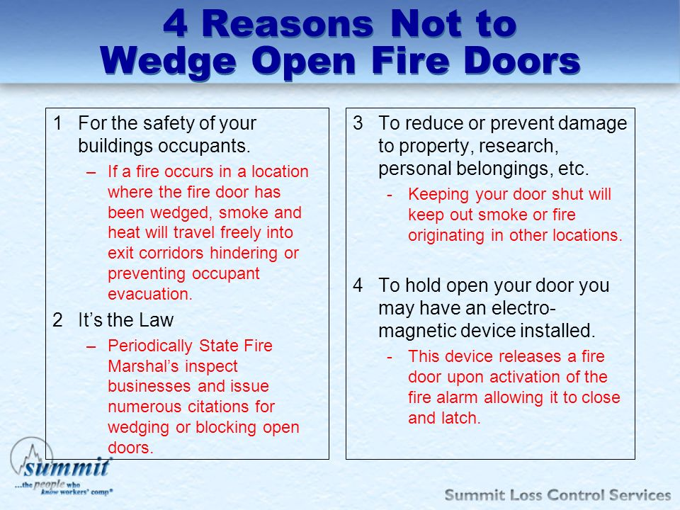 Fire Safety and Prevention - ppt video online download on