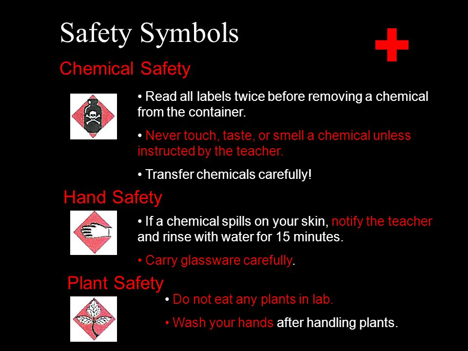 Safety Symbols Equipment Rules Ppt Video Online Download
