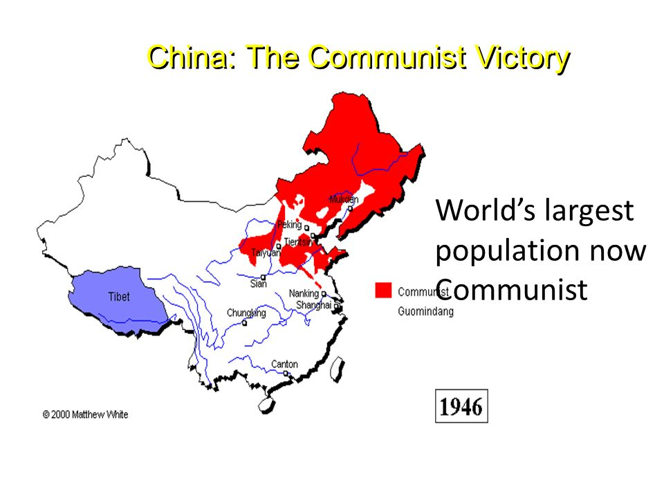 China: The Communist Victory