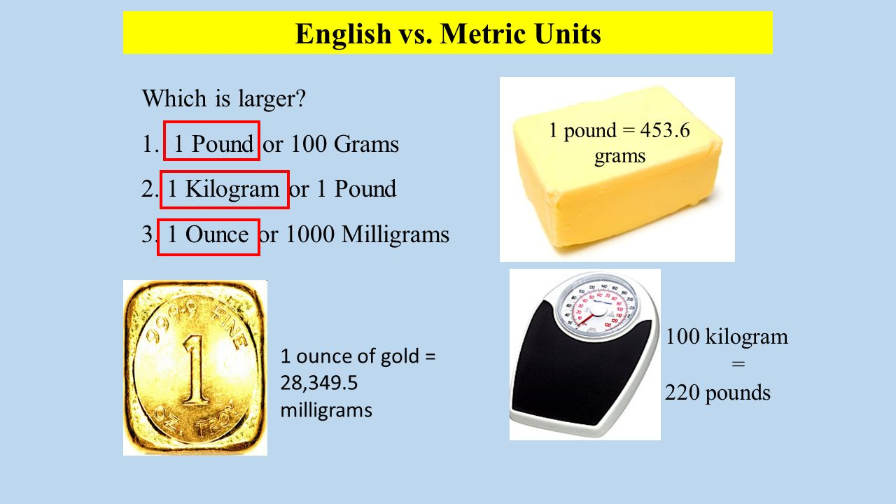 Lesson Length Mass And Volume Ppt Download