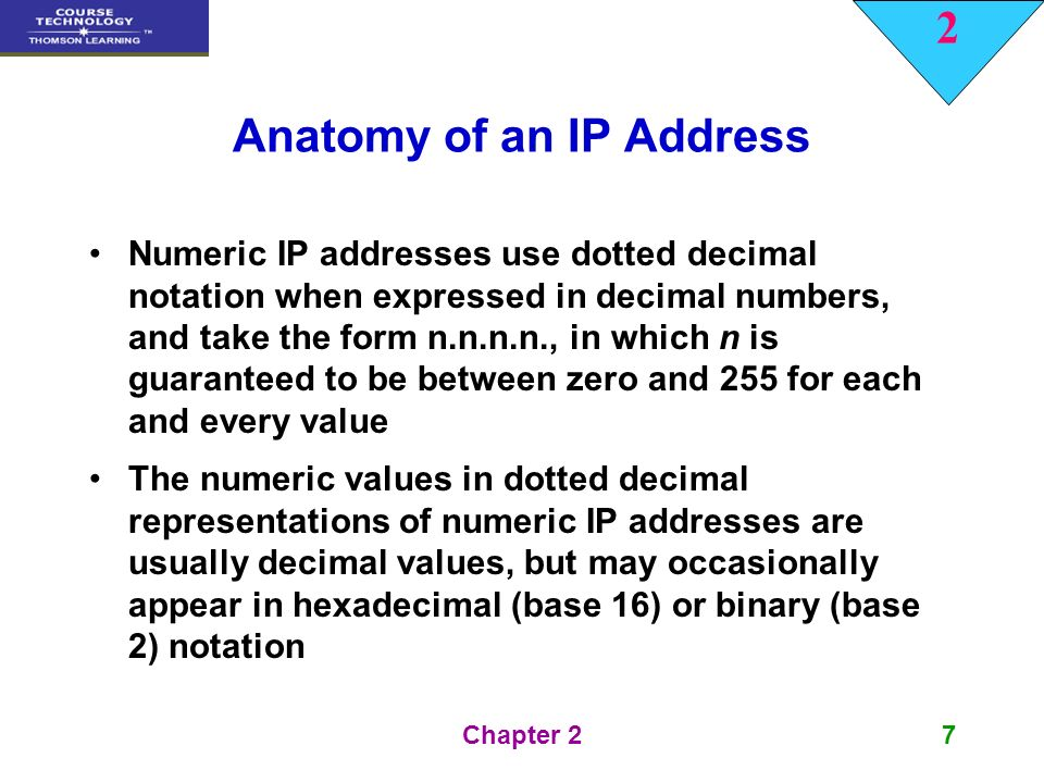 IP Addressing and Related Topics - ppt video online download