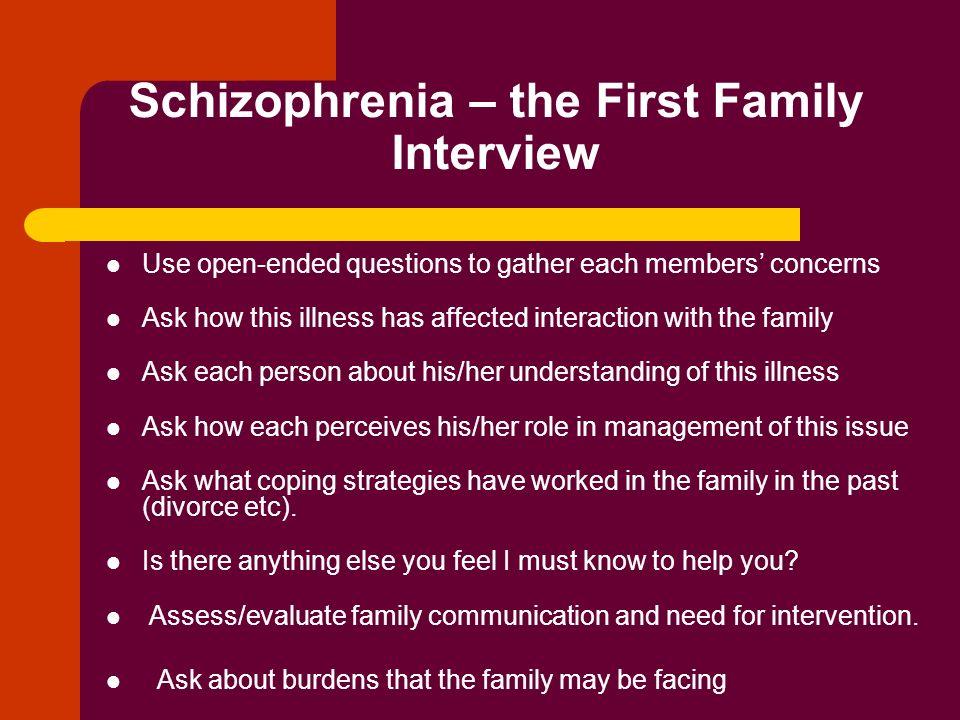 Schizophrenia Case Study - ppt video online download