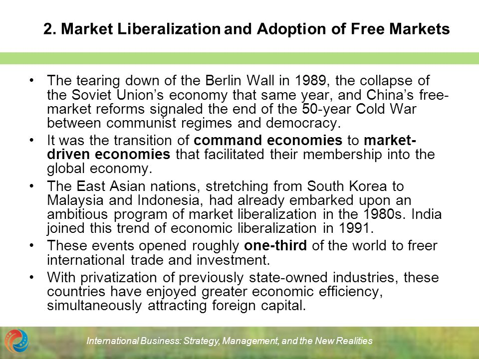 liberalization of trade essay The effect of liberalization on the indian economy is very much debated about it was introduced in 1990 to the country's economy with the objectives of bringing economic growth and to bring micro stabilization and structural adjustment in the economy.