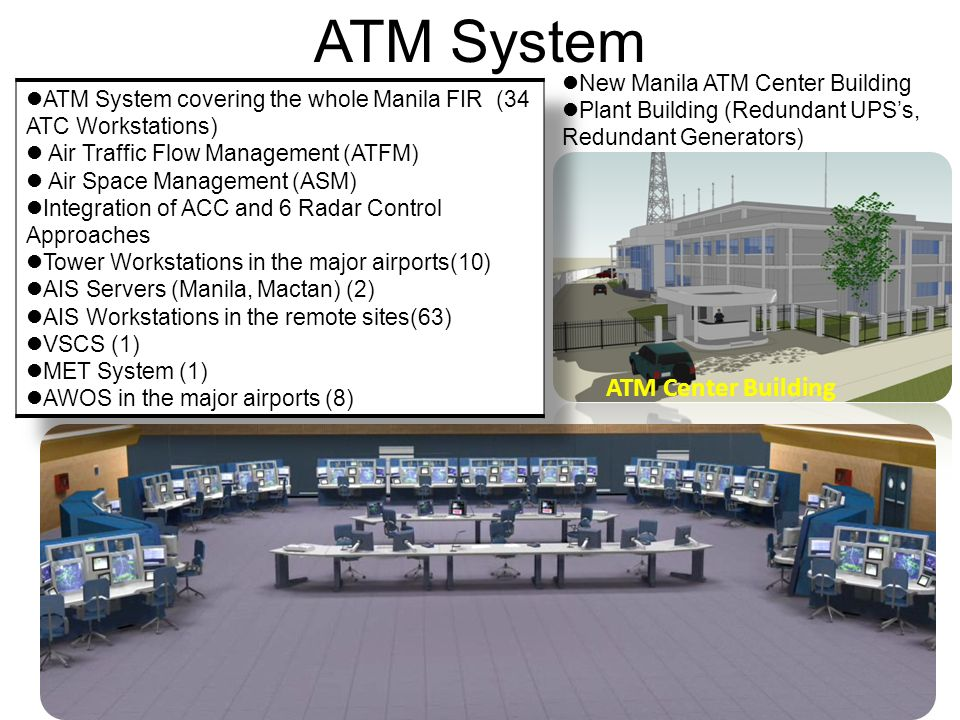 Update on the New CNS/ATM Systems Development Project - ppt video