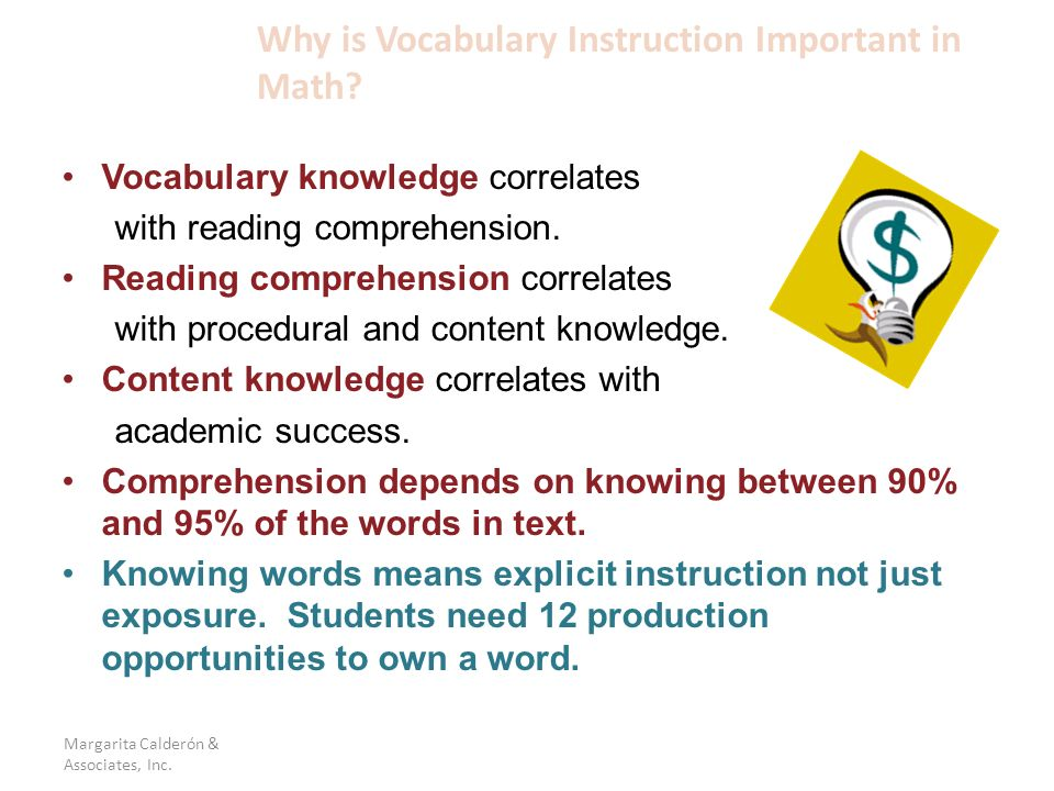 Expediting Comprehension For English Language Learners Ppt Download