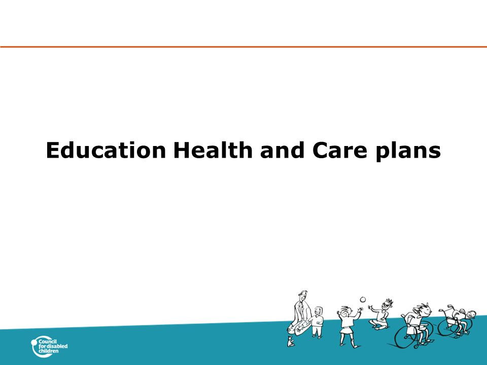 Education Health and Care plans
