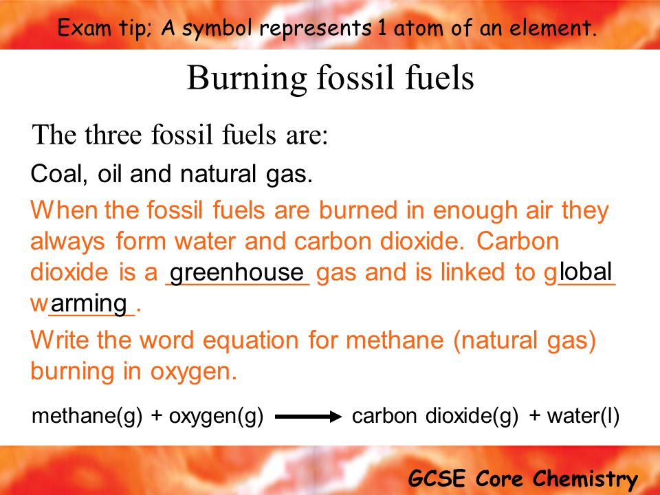 Atoms and elements key words atom compound electron element burning fossil fuels the three fossil fuels are coal oil urtaz Gallery