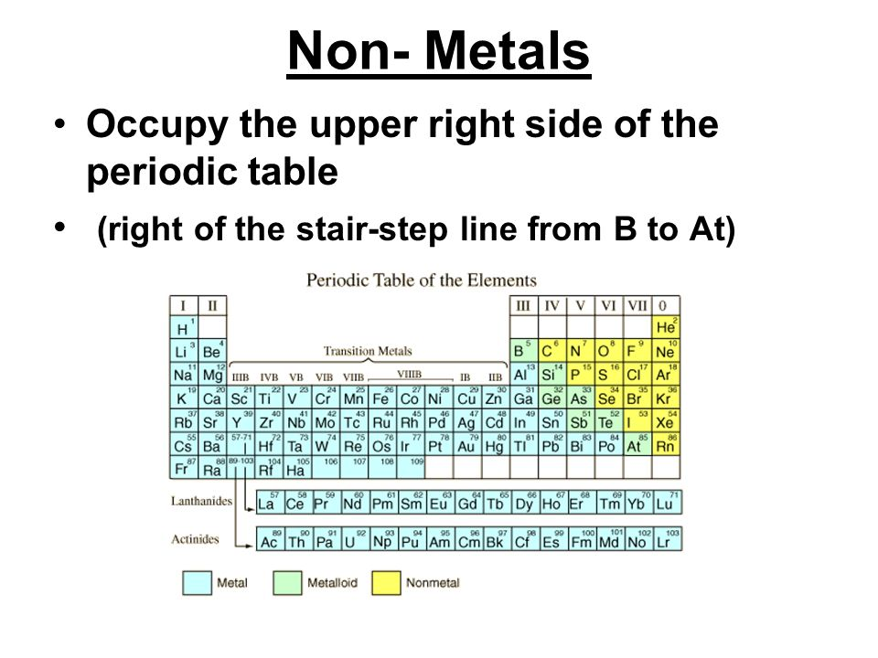 The Periodic Table And The Periodic Law Ppt Video Online Download