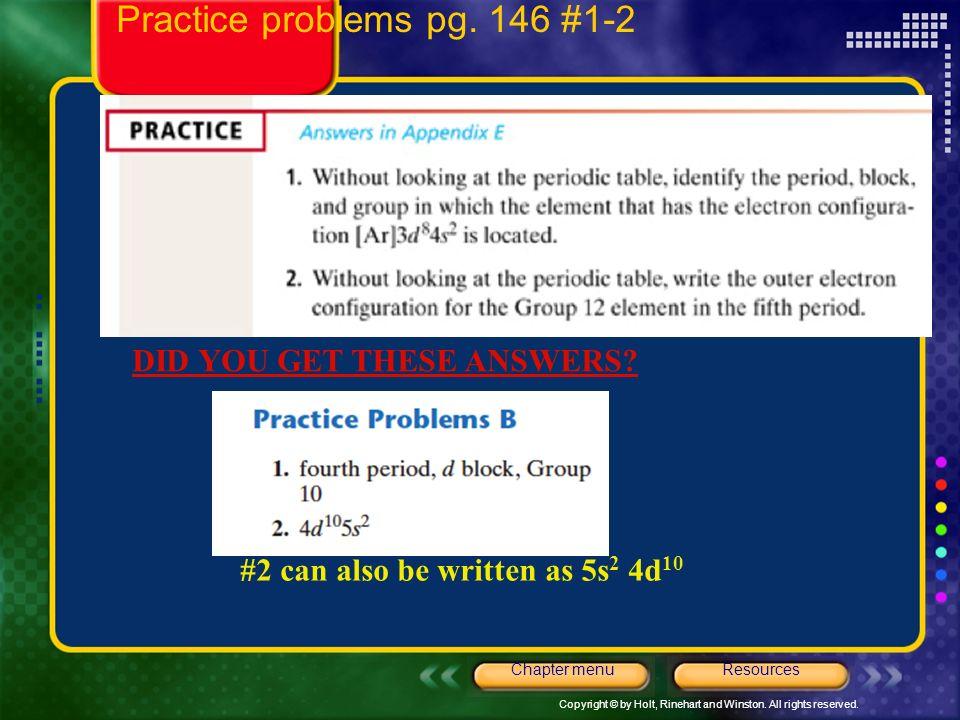 Major part for ch 5 chapter menu resources ppt download 65 practice urtaz Choice Image