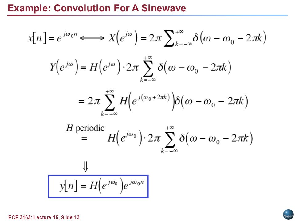 Discrete Time Fourier Series Ppt Download