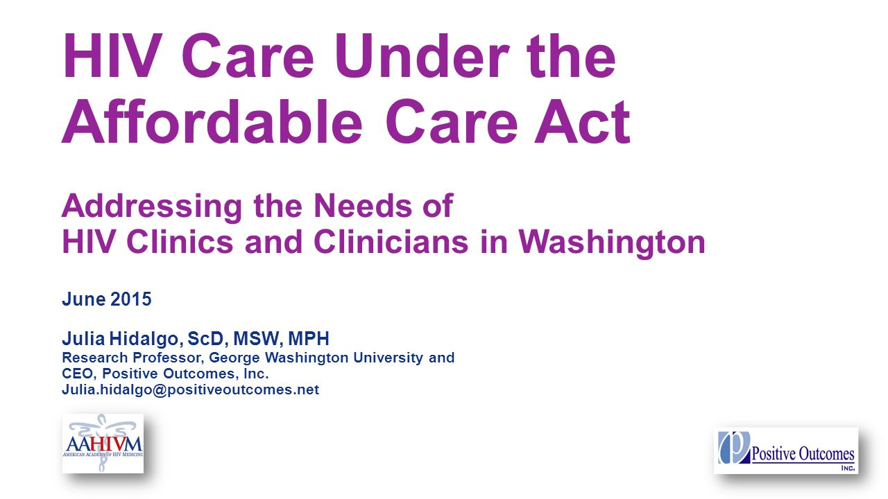 affordable care act hiv care under the addressing the needs of ppt
