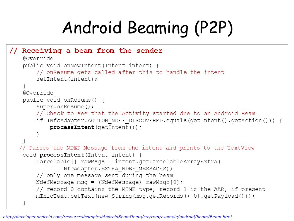 Wireless Networking with Android - ppt download