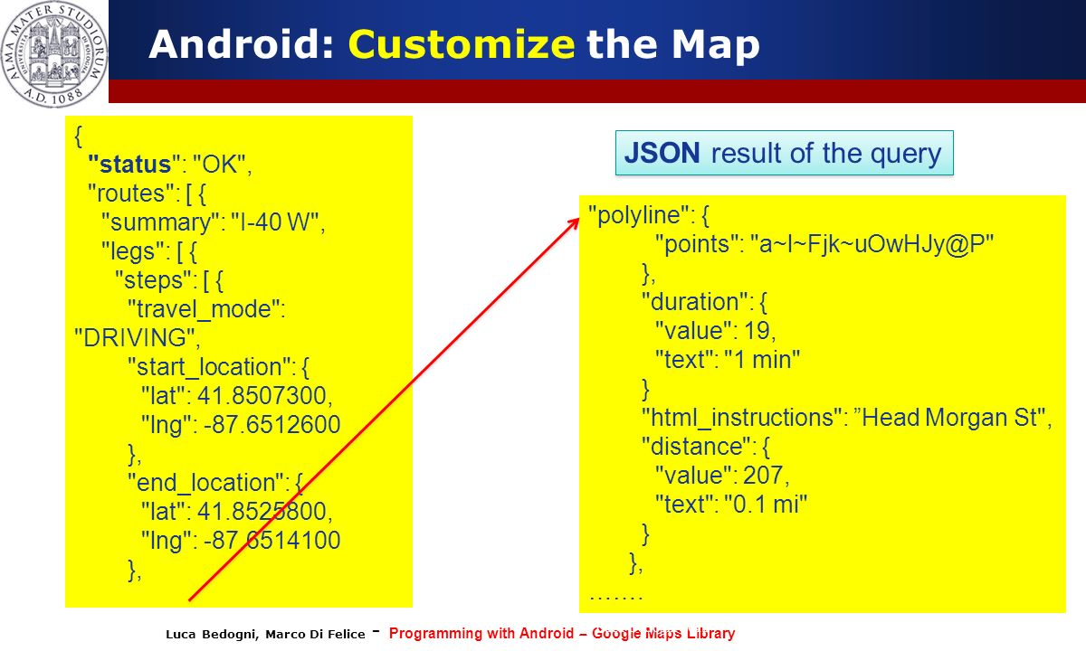 Programming With Android Localization And Google Map Services Ppt