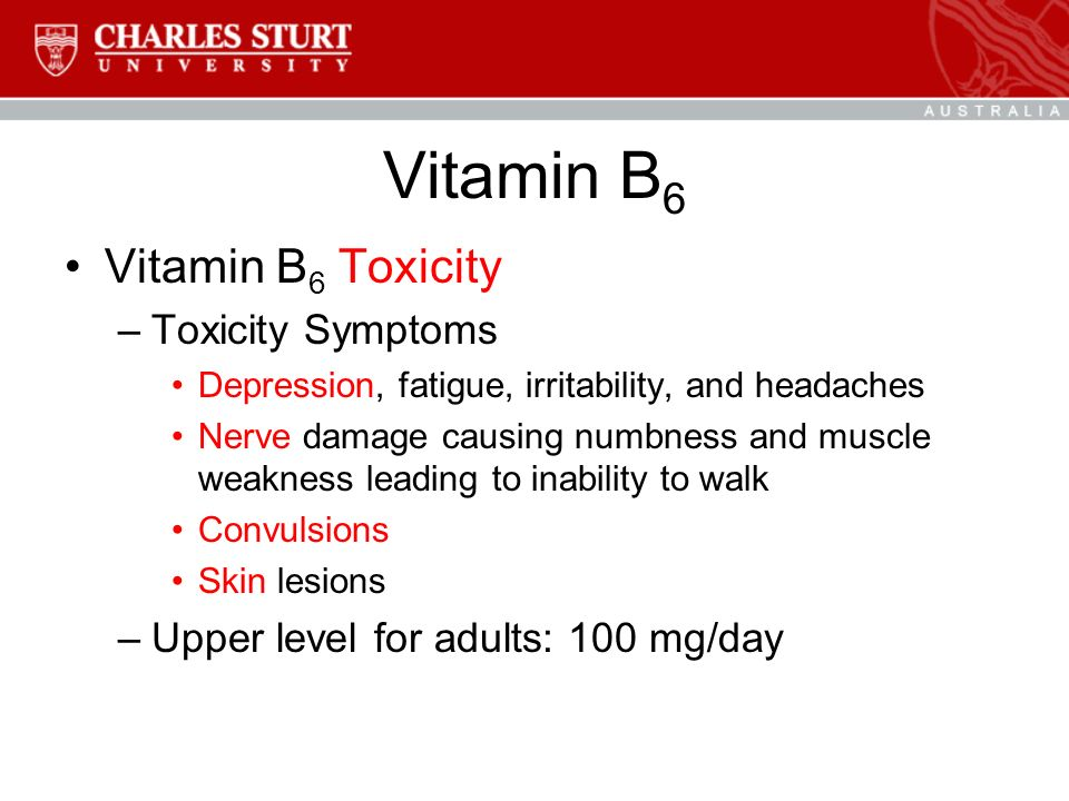 BMS208 Human Nutrition Topic 10: The Water-Soluble Vitamins: B Vitamins and  Vitamin C Chris Blanchard