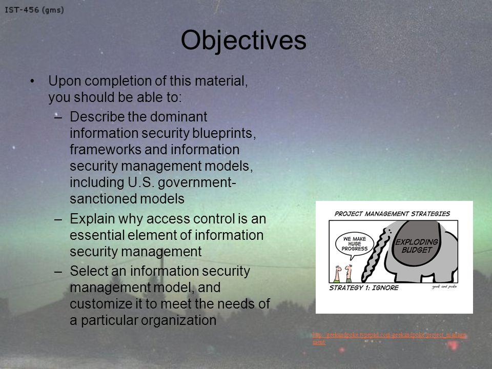 Security management models ppt download 2 objectives malvernweather Images