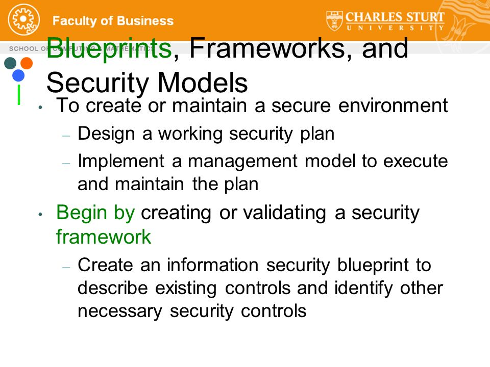 Itc358 ict management and information security ppt download 3 blueprints malvernweather Image collections