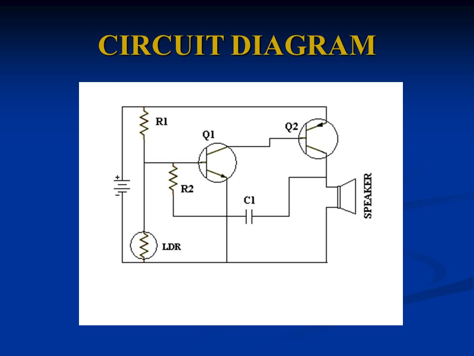 a seminar on electronic eye ppt video online download rh slideplayer com Electronic Circuit Components Electronic Circuit Components