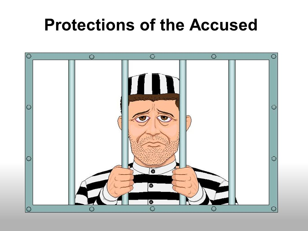 Protections of the Accused