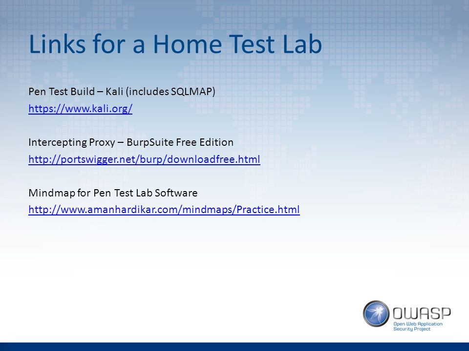 Introduction to Application Penetration Testing - ppt video online