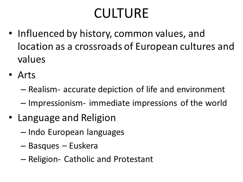 the influence of religion and culture 2017-3-14 society and culture are held together by codes of behavior, and by tacit agreements to live together in harmony some cultures identified themselves by their religion ie, their religion was the centre which held the culture together home, farming, relationships, marriage, birth and death.