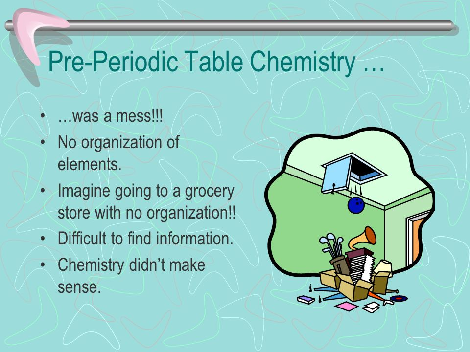 The periodic table ppt video online download pre periodic table chemistry urtaz Images